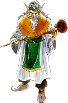 Chief Of The Elves Gensopedia